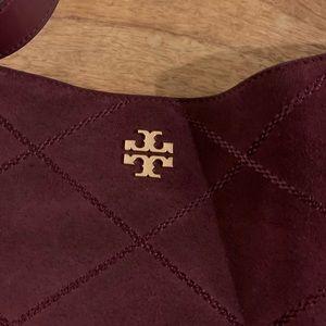 Tory Burch Leather Clutch Handbag